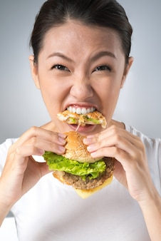 Hamburger esser