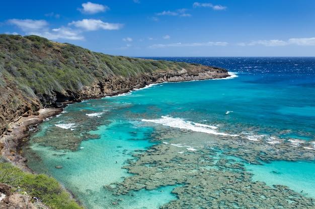 Hanauma bucht, schnorchelparadies in hawaii