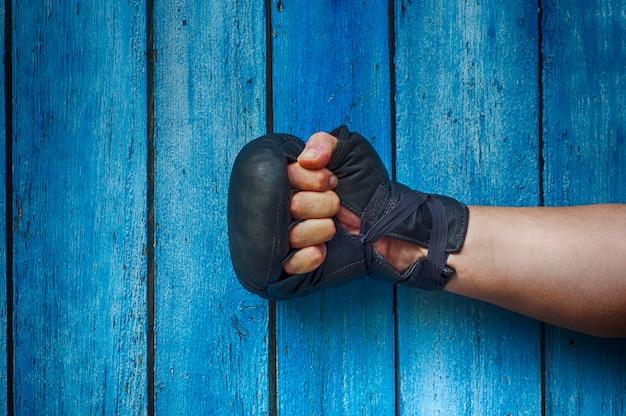 Hand in hand zum boxen