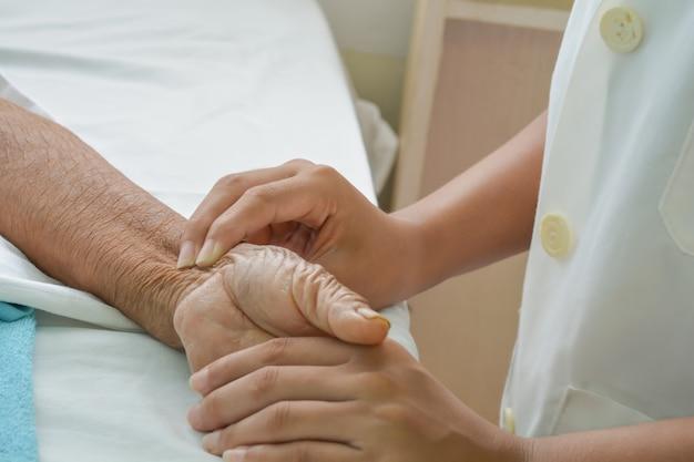 Hand- und pulsmessung