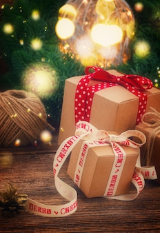 Handgefertigte geschenkbox