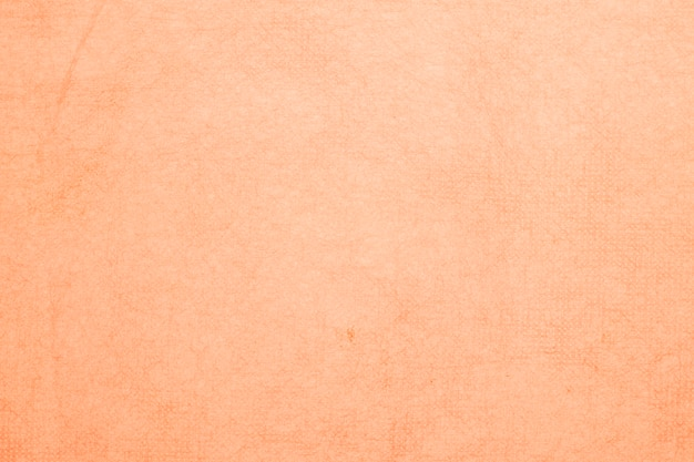 Handgemachte maulbeerpapier orange farbe.