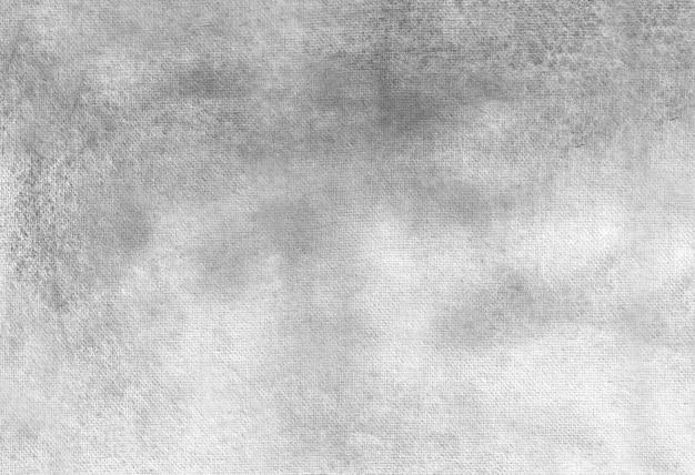 Handgemalte hintergrundbeschaffenheit des abstrakten pastellaquarells des schwarzweiss.