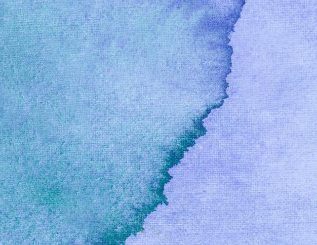 Handgemalter aquarell abstrakter aquarellhintergrund