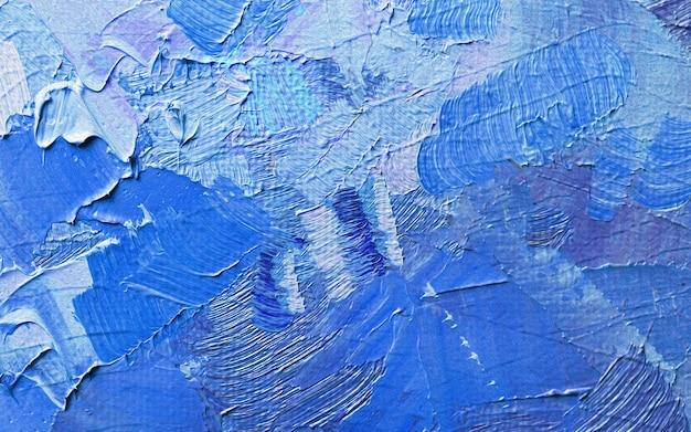 Handgezeichnetes ölgemälde. hintergrund der abstrakten kunst. ölgemälde textur