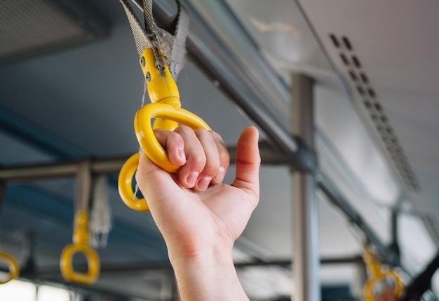 Handgriff bus