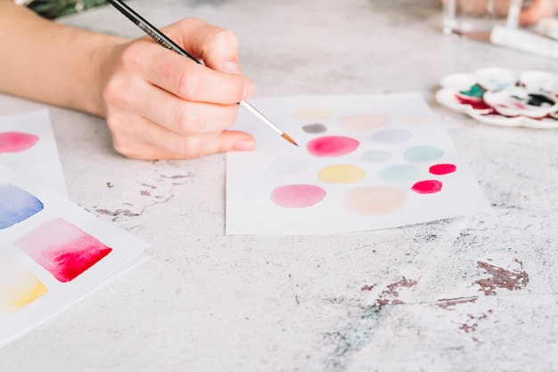 Handmalerei