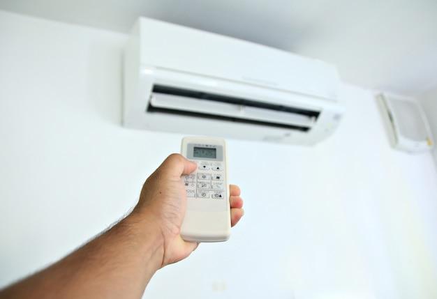 Handpresse fernbedienung klimaanlage