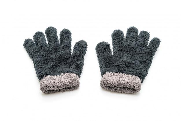Handschuhe isoliert
