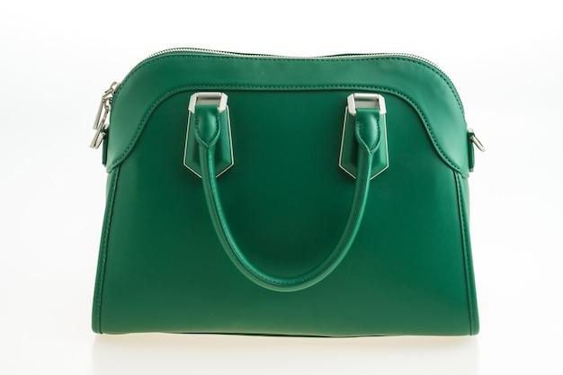 Handtasche hintergrund modische art und weise handhaben