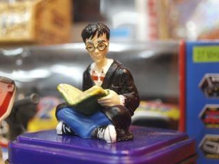 Harry potter, zauberer