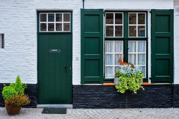 Haus in brügge brügge belgien