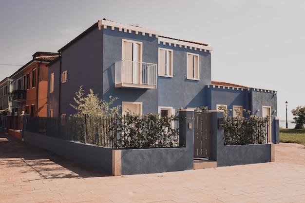 Hausbau-architektur, italien