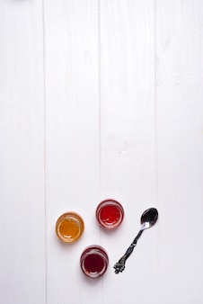 Hausgemachte marmeladenherstellung