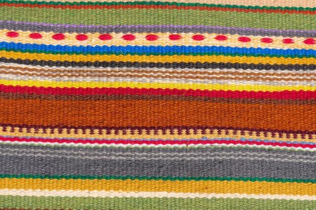 Hausgesponnene traditionelle teppiche ukrainisches volkshandwerk hautnah