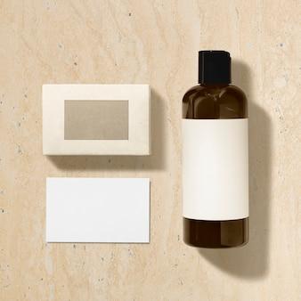 Hautpflege und beauty-branding