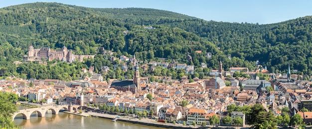Heidelberg deutschland panorama
