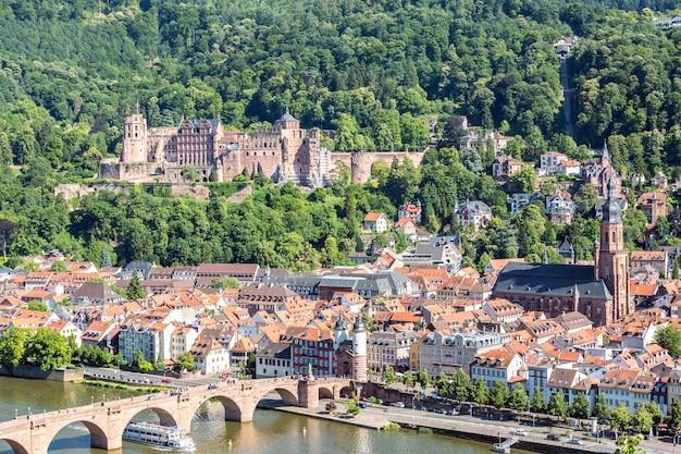 Heidelberger schloss deutschland