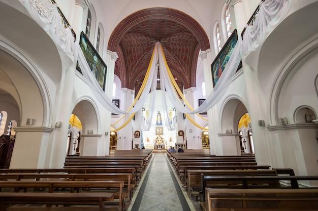 Heilige simon helena kirche