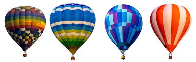Heißluftballonset