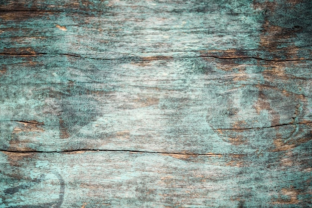 Hellblauer vintage-holzhintergrund