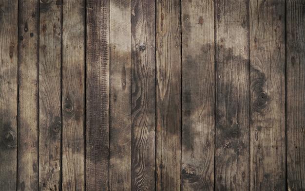 Hellbrauner vintage holzbretter hintergrund
