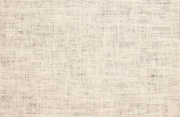 Hellbrauner weben leinwand stoff textur hintergrund