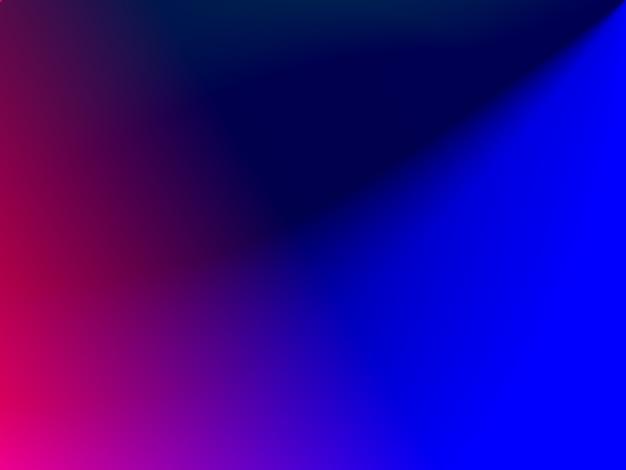 Helle blaue rosa farbverlaufsunschärfe farbe arrangiert im hintergrundtapetenhintergrund premium-foto