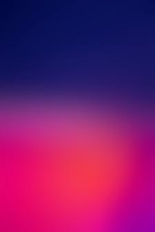 Helle, schöne farben in der steigung