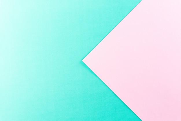 Heller bunter papierhintergrund mit kopienraum für sommerkonzept.