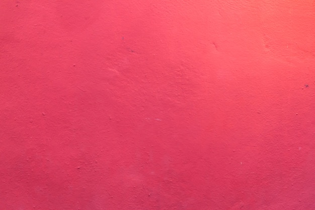 Helles klares rot der nahaufnahme malte aufgetauchte wanddekoration überlagerten ausführlichen hintergrund