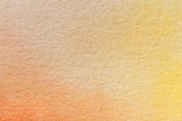 Hellgelbe und rosa farben des hintergrundes der abstrakten kunst. aquarell auf leinwand.