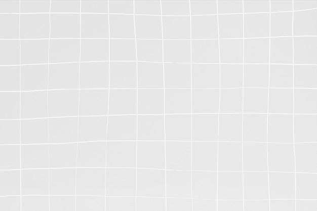 Hellgraue verzerrte quadratische fliesenbeschaffenheitshintergrundillustration