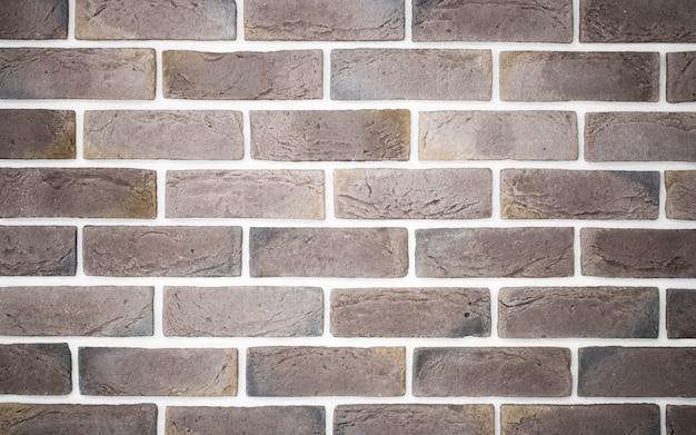 Hellrote backsteinmauer, kreatives hintergrundbild, nahaufnahme