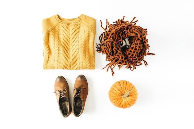 Herbst herbst frau mode kleidung aussehen Premium Fotos