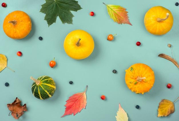 Herbst nahtloses muster