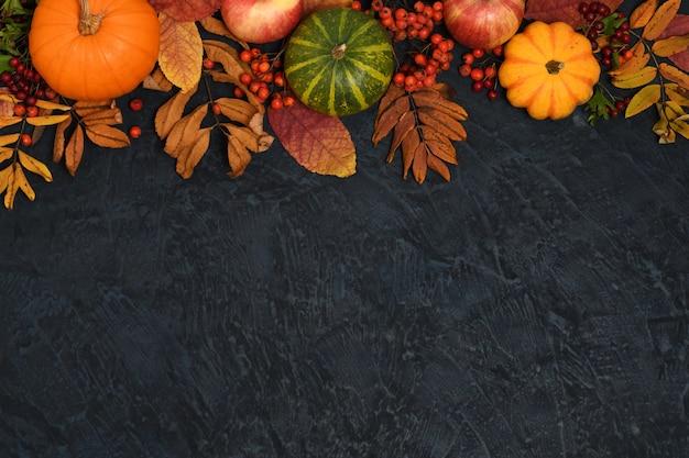 Herbsthintergrund