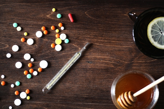 Herbstkälte und medikamente zur überwindung