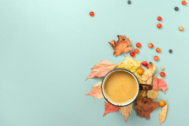 Herbstkaffee
