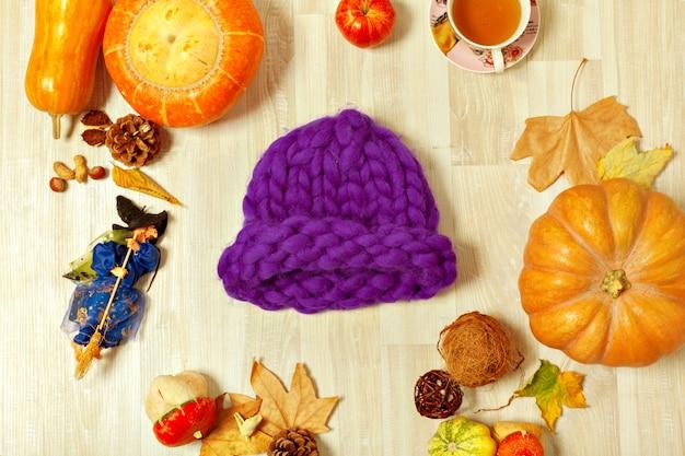 Herbstverkauf in bekleidungsgeschäften