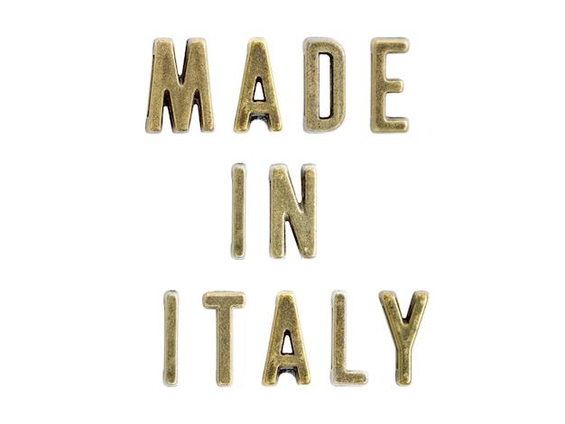 Hergestellt in italien