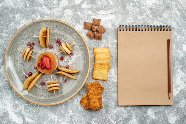 Herrlich leckeres dessert zum feiern
