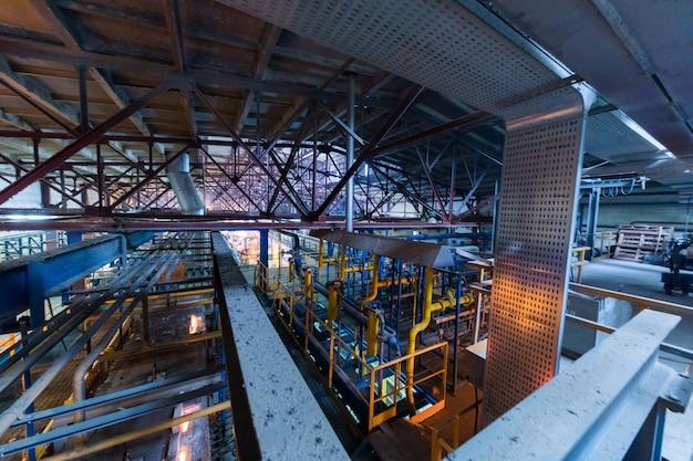 Herstellungsfabrik, moderne high-tech-produktion