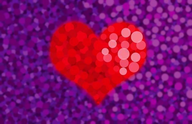 Herz des rotlichts