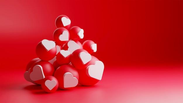 Herz runde formen