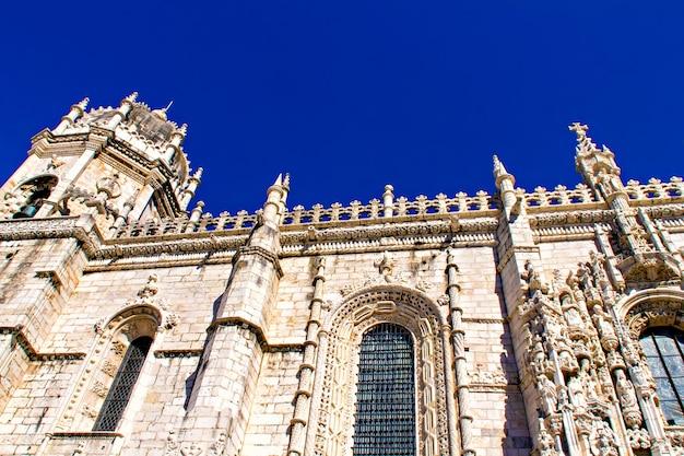 Hieronymus-kloster, lissabon, portugal