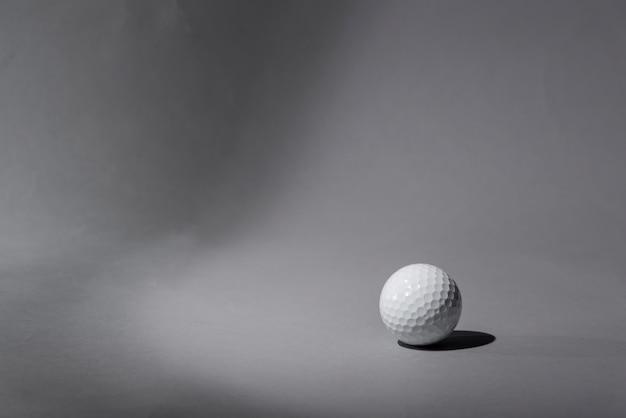 High angle golfball