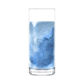High ball glas trinkwasser