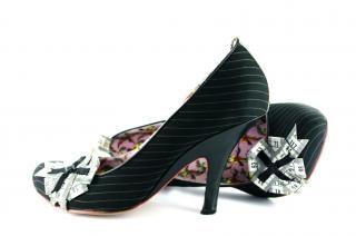 High heels, hauttalon