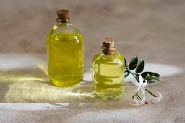 High view natürliche olivenöle